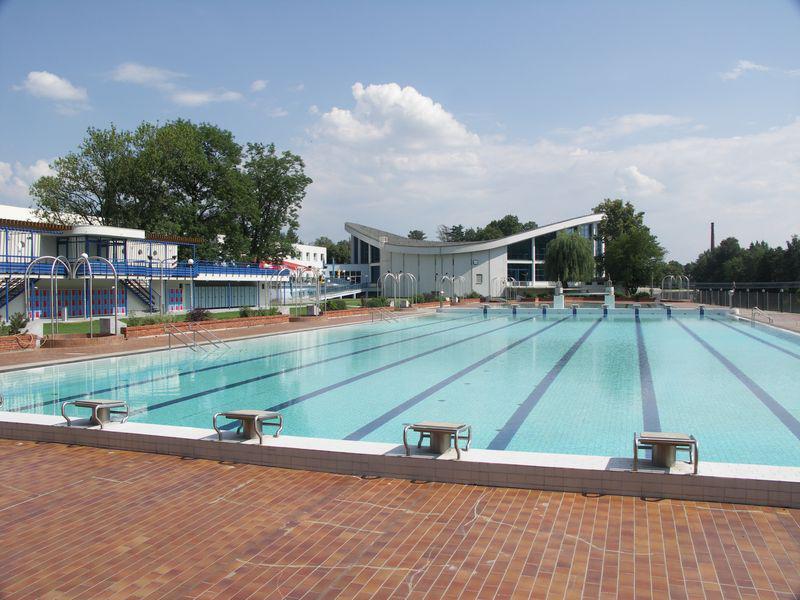 Po sezoně začne rekonstrukce dětského bazénu