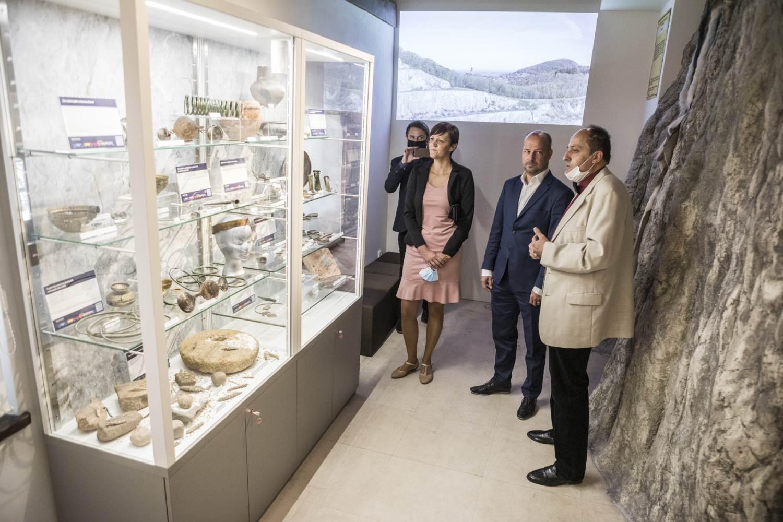 Návštěvníci Muzea Šipka se vrátí do pravěku