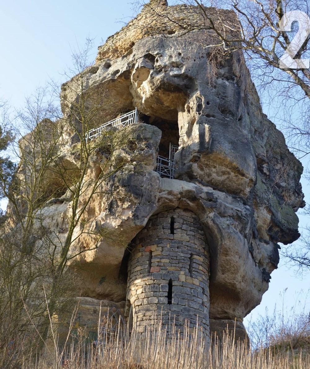 Braniborská jeskyně.