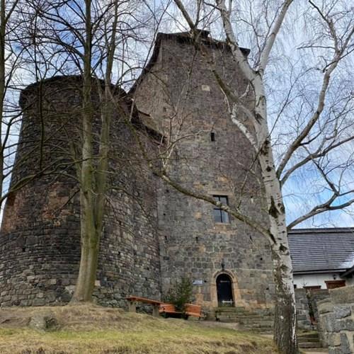 Hrad a muzeum Týnec nad Sázavou