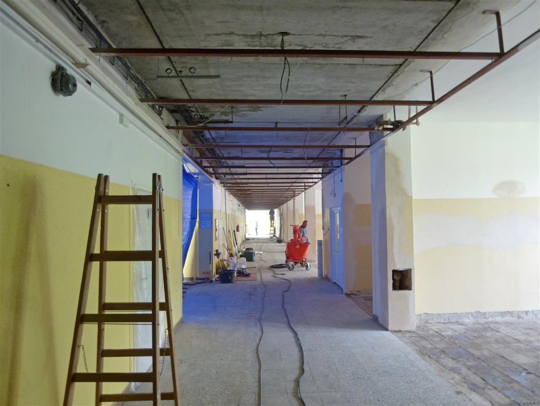 Opravy ve školách za 46 milionů korun zdárně pokračují