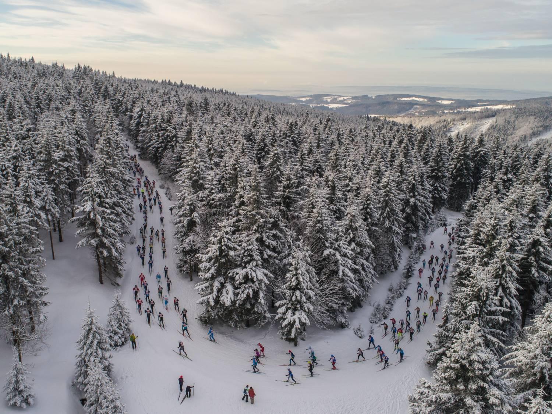 Rozjeď zimu na běžkách!  Seriál ČEZ SkiTour zná termíny pro zimu 2021
