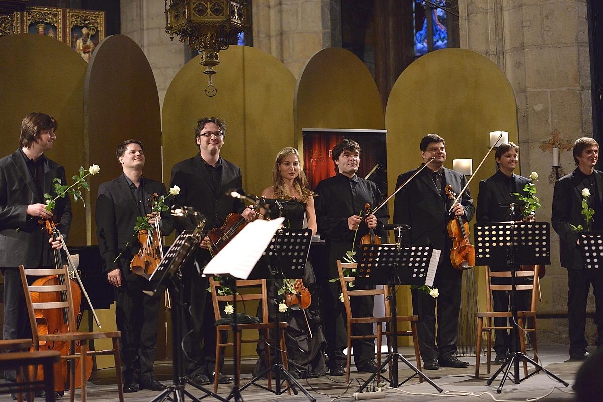 Nejen klasickou komorní hudbu, ale i projekty na pomezí žánrů, přináší Mezinárodníhudební festival Kutná Hora