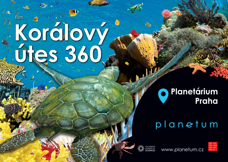 Objevte podmořský vesmír v Planetáriu Praha